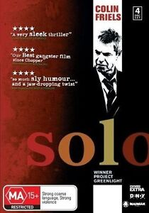 Solo  4 DVD Set (DVD, 2007, 4-Disc Set) - Brand New and FREE POSTAGE