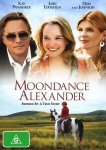 Moondance Alexander (Brand New Region 4 DVD, 2009) Don Johnson