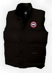 (Men's - Black) Canada Goose Freestyle Down Vest