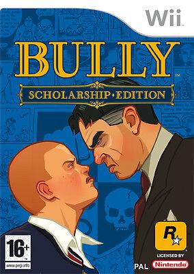 Bully Scholarship Edition Wii Nintendo jeu jeux game games spelletjes 1602