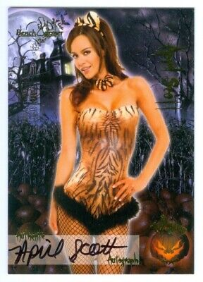 April Halloween (APRIL SCOTT
