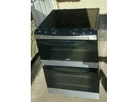 "ELECTRIC COOKER "" ZANUSSI "" 60CM WIDE"