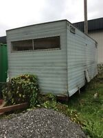 Portable Office or Hunting Trailer for Project - $1500