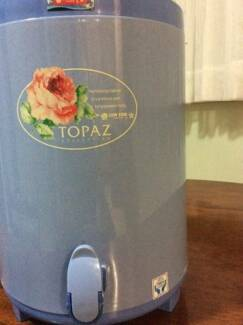 BIg 10-liter Thermo Jar to keep cold water in this hot summer !!!