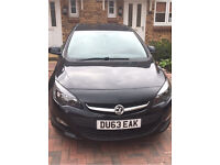 Vauxhall Astra Exclusiv 1.6 petrol 5 dr.