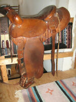 Simco western Saddle for Sale