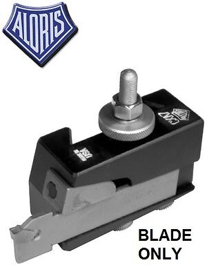 Aloris Wedge Grip Carbide Insert Blade Sgih 19-3c-a7 Blade Only