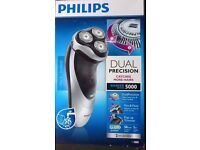 Brand new Philips dual precision shaver series 5000 PT 860 2 year manufacturer.