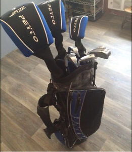 Jazz youth golf clubs