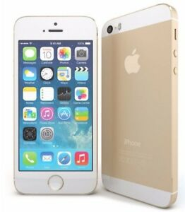 iPhone 5S 32GB Gold Rogers
