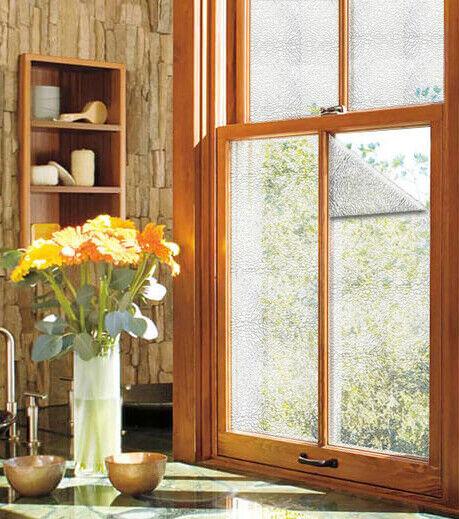 Decorative Privacy Window Film Anti-UV Static Window Cling
