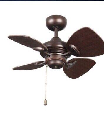 Kendal Lighting Inc. AC16324-CB Aires Indoor Ceiling Fan Copper Bronze