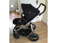 Phil & Teds Smart Lux Travel System
