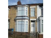 3 Bedroom House - Brecon St, East Hull - £390 per month
