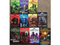 Darren Shan books x 11 (5 Hardback, 6 paper back) nearly new!