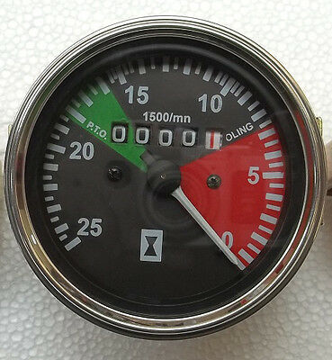 Tachometer Fits Massey Ferguson Acw Mf Tractor 230231240550- 1877718m92