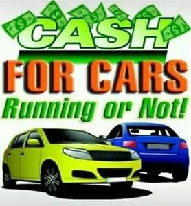 WE BUY JUNK AND UNWANTED VEHICLES ANY CONDITION