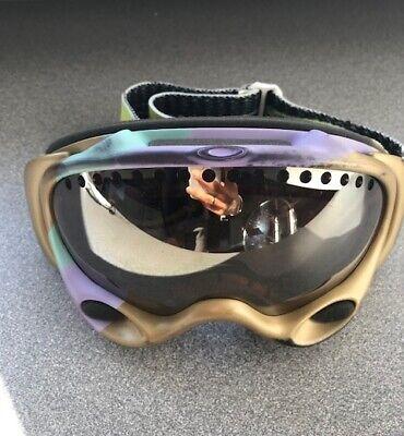 Oakley Snow Google Skibrille Snowboardbrille gebraucht kaufen  Rielasingen-Worblingen