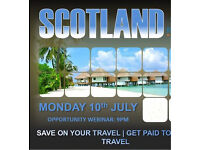 Work from home Travel Agent
