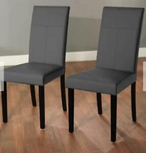 Brand New!!!...WAYFAIR...... Best Price .....Bettega Parsons Chair Set of Two...$100