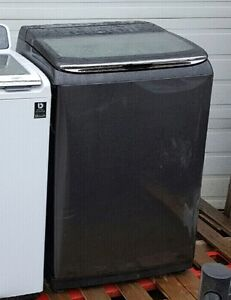 NEW - Samsung 6.2 Cu.Ft. Top Load Washer Platinum with Steam