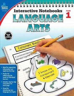 Language Arts Grade 1, Paperback by Carson-Dellosa Publishing Company, Inc. (...