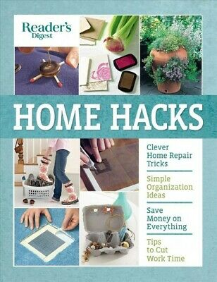 Home Hacks : Cleaning, Storage & Organizing, Decorating, Gardening, Entertain...