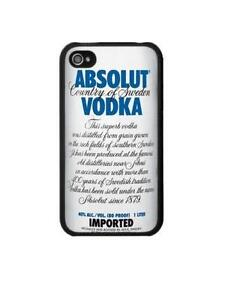 ABSOLUT VODKA Graphics Case for iPhone 4 and 4S