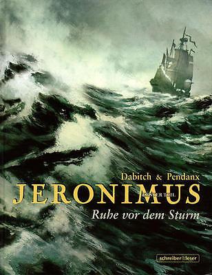 3 HC-Alben Jeronimus Nr.1 - 3 von Dabitch / Pendanx in Topzustand !!!