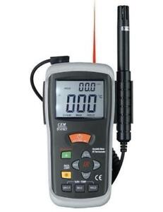 Humidity Meters / Hygrometers www.microinstruments.ca Temperature and Humidity Psychrometer Infrared Professional