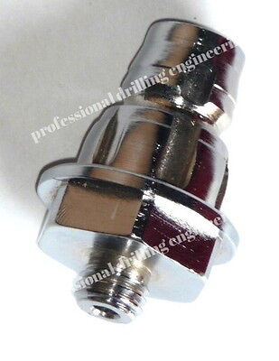 3 Pieces Core Drill Adapter For Hilti Dd Bi-58 11 Unc For Dd100 Dd120 Dd13