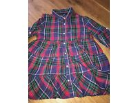 girls ralph lauren shirt age 12