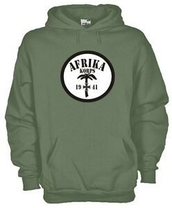 Felpa-con-cappuccio-Military-hoodie-KMT48-Africa-Korps
