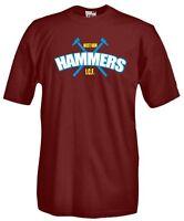 T-shirt Girocollo Manica Corta Supporters T03 West Ham Hammers Inter City Firm - inter - ebay.it