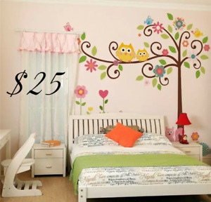 NEW - Easy to use wall decals