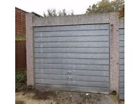 Garage to rent in private rank - Westbury on Trym