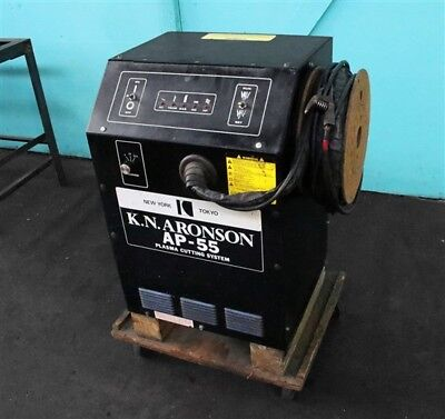 K.n Aronson 55 Amps Plasma Cutter Ap-55