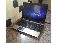 "HP ProBook 15.6""LAPTOP, Intel Core i5 2.93GHz, 4GB RAM, 250GB, WIFI, BLUETOOTH, DVD, OFFICE, WIN 7"
