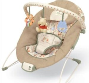 Winnie the Pooh Bouncer Chair Kitchener / Waterloo Kitchener Area image 1