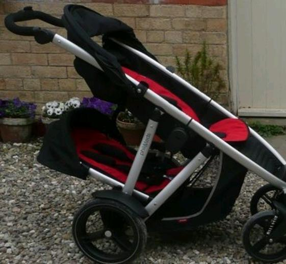 Phil And Ted Verve Double Buggy With Lots Of Accessories In Ealing London Gumtree