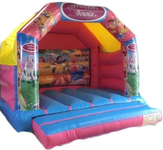 PRINCESS BOUNCY CASTLE/ FACE PAINTING/ SLUSH PUPPY/ POPCORN/ CANDY FLOSS/ PHOTO BOOTH & MUCH MORE..