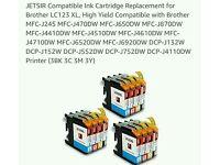 Printer ink cartridges lc123xl