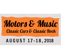 Motors and Music: Classic Cars and Classic Rock Festival