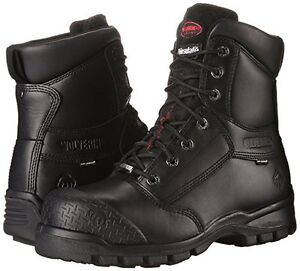 Brand New Wolverine Safety Steel Toe Work Boots. CSA. Sz 8