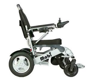 NEW - Mobi folding portable power chair from My Scooter - Travel friendly Ontario Preview