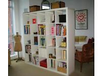 IKEA BILLY 16 shelf bookcase