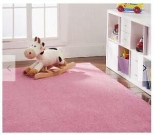 For Sale!... Anika Pink Area Rug From Wayfair