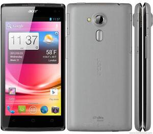 "ACER LIQUID Z5 SMARTPHONE / TFT capacitive touchscreen   5"" Disp"