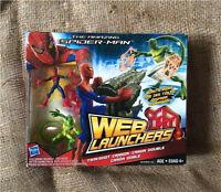 Spider man web launchers