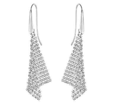 Swarovski 5143068 Fit Small Pierced Earrings, Aprx Size 5.5cm RRP $129